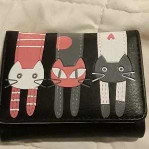 Cat wallet.     bundle  only
